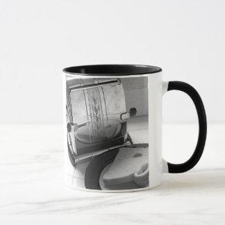 Vintage Toaster-Küchen-Kunst Tasse