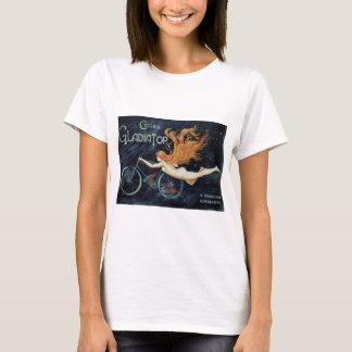 Vintage viktorianische Kunst Nouveau, T-Shirt