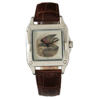 Vintage Vögel der Wissenschafts-NZ - Kea Uhr