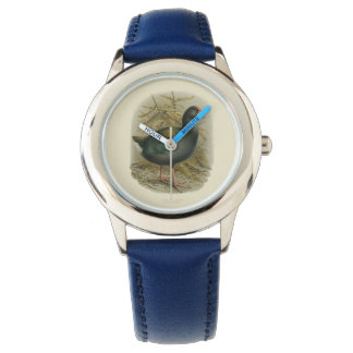 Vintage Vögel der Wissenschafts-NZ - Takahe Uhr