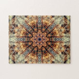 Vintager | abstrakter Kunst| Mandala