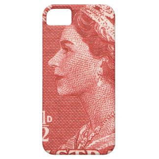 Vintager Australier der Königin-Elizabeth Etui Fürs iPhone 5