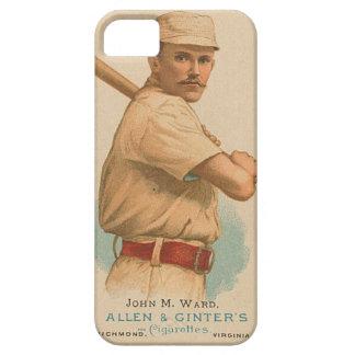 Vintager Baseball Iphone Fall iPhone 5 Schutzhülle