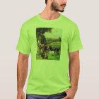 Vintager Bauernhof T-Shirt