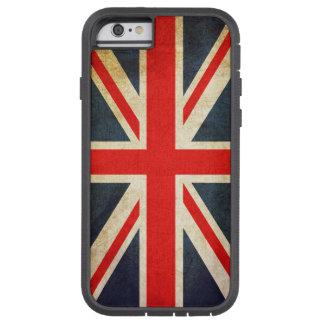 Vintager britischer Gewerkschafts-Jack-Flagge Tough Xtreme iPhone 6 Hülle
