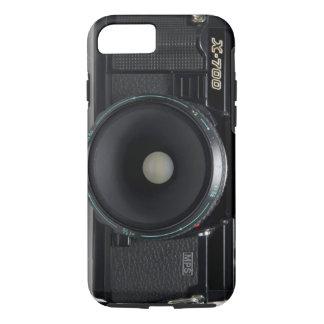 Vintager digitaler Fall iphone Kamera des Japaners iPhone 7 Hülle