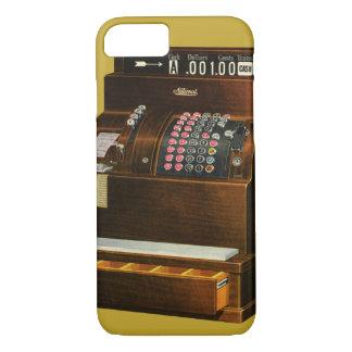 Vintager Einzelhandel, antike Registrierkasse iPhone 8/7 Hülle