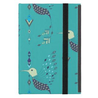 Vintager ethnischer Stammes- aztekischer Vogel Etui Fürs iPad Mini