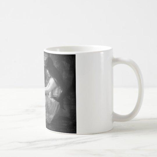 Vintager Evelyn 1913 Nesbit Kaffeetasse