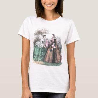 Vintager französischer Mode-T - Shirt