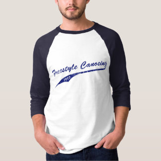 Vintager Freistil-Canoeing Shirt 1987