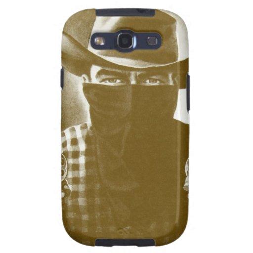 Vintager geächteter Kasten Samsungs-Galaxie-S3 (Go Galaxy S3 Schutzhülle