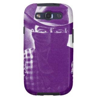 Vintager geächteter Kasten Samsungs-Galaxie-S3 (li Galaxy SIII Etui