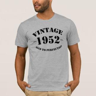 Vintager Geburtstag 1952 T-Shirt