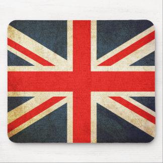 Vintager Gewerkschafts-Jack-britische Mousepads