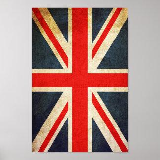 Vintager Gewerkschafts-Jack-britisches Poster