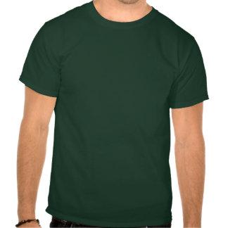 Vintager irischen Kleeblatt-St Patrick TagesT - T-Shirts