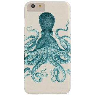 Vintager Kraken-Telefon-Kasten Barely There iPhone 6 Plus Hülle