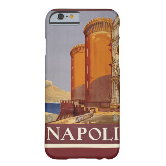 "Vintager ""Napoli"" Telefon-Kasten (iPhone 6/6s) Barely There iPhone 6 Hülle"