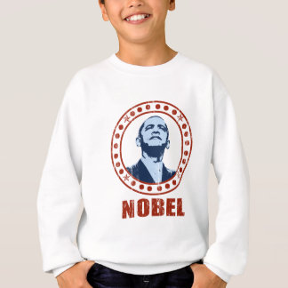 Vintager Nobel Friedenspreis Obama Sweatshirt