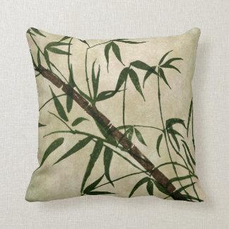 Vintager orientalischer Bambus 1 Kissen