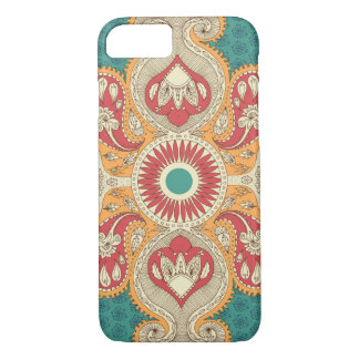 Vintager Paisley iPhone 7 Fall iPhone 8/7 Hülle