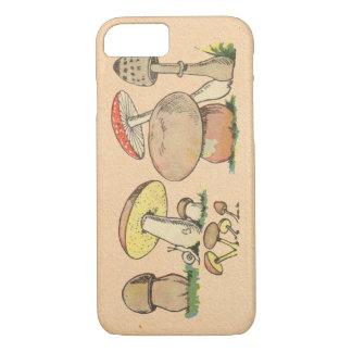 Vintager Pilz iPhone 7 Hülle