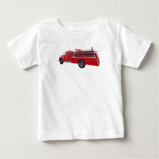 Vintager Pumper-Feuer-Motor Baby T-shirt