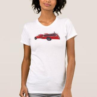 Vintager Pumper-Feuer-Motor T-Shirt