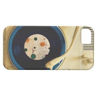 Vintager Rekordspieler Etui Fürs iPhone 5