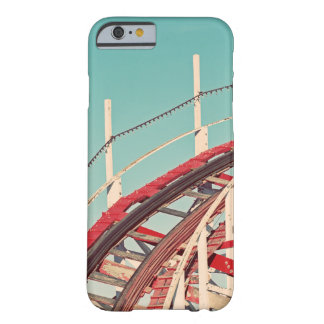 Vintager Retro Art-Rollen-Untersetzer iPhone 6 Barely There iPhone 6 Hülle