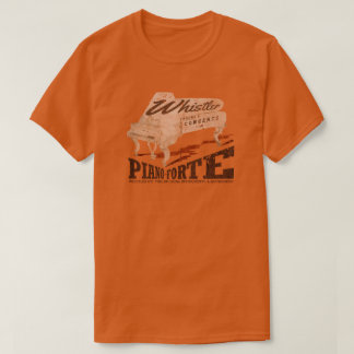 Vintager Retro Klassiker beunruhigtes T-Shirt