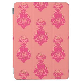 Vintager rosa/Lachsfarbhintergrund iPad Air Hülle