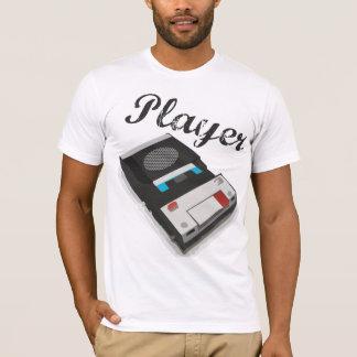 Vintager Spieler T-Shirt