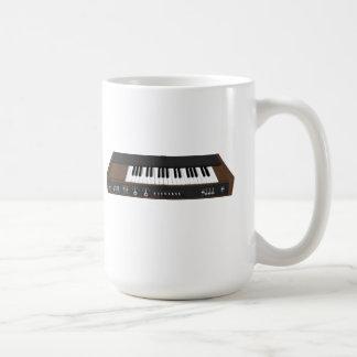Vintager synthesizer: Modell 3D: Kaffeetasse