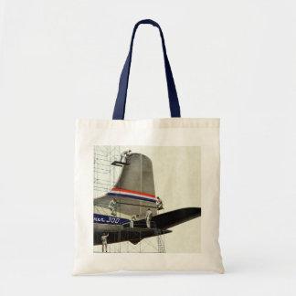 Vintager Transport, Wartung für Flugzeuge Tragetasche