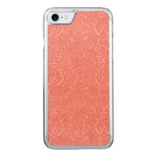 Vintager Triskle keltischer Carved iPhone 8/7 Hülle