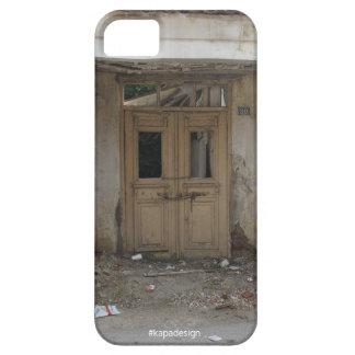 Vintager Tür iPhone Fall iPhone 5 Schutzhüllen