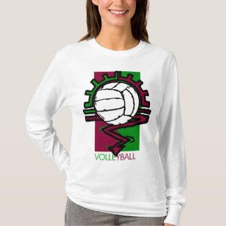Vintager Volleyball T-Shirt