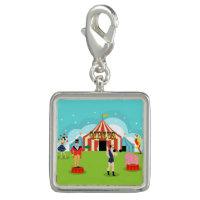 Vintager Zirkus-Charme