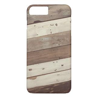 Vintager zurückgeforderter hölzerne Platte iPhone iPhone 7 Plus Hülle