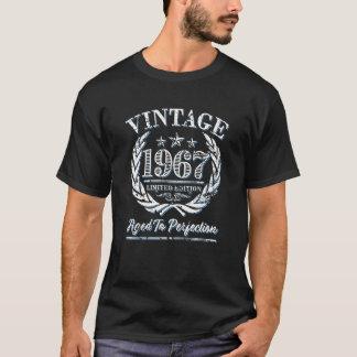 Vintages 1967 - 50. Geburtstags-Shirt für Männer T-Shirt