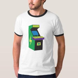 Vintages Arcade-Spiel-T-Stück T-Shirt