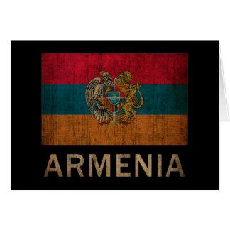 Vintages Armenien Karte