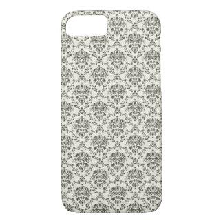 Vintages barockes Muster iPhone 8/7 Hülle
