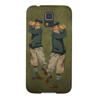 Vintages Blick Golf 2 Galaxy S5 Hülle
