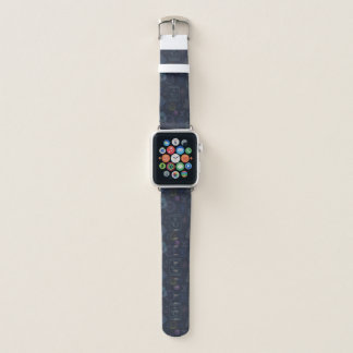 Vintages Briefmarken-Uhrenarmband Apple Watch Armband