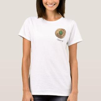 Vintages Brooche Shirt