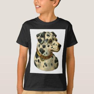 Vintages Dalmation T-Shirt