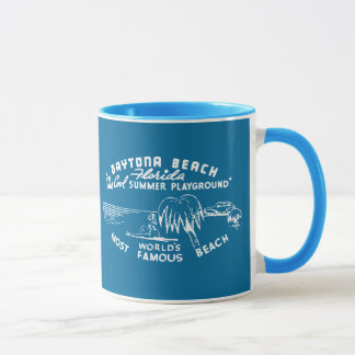 Vintages Daytona Beach Tasse